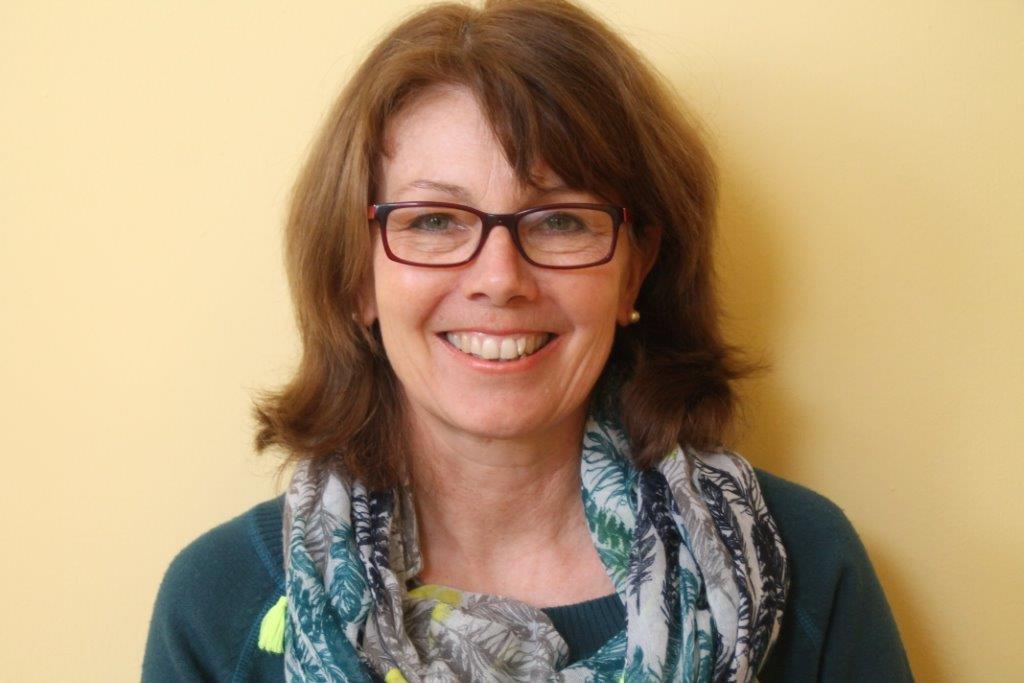 Kinesiologin Margaret Wohlfarter